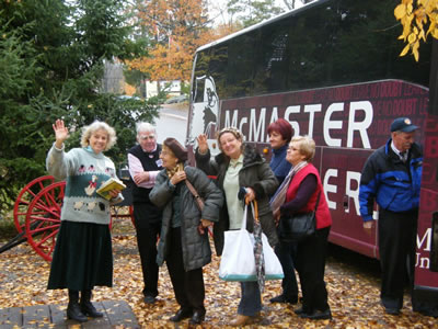 Museum Group & Bus Tours